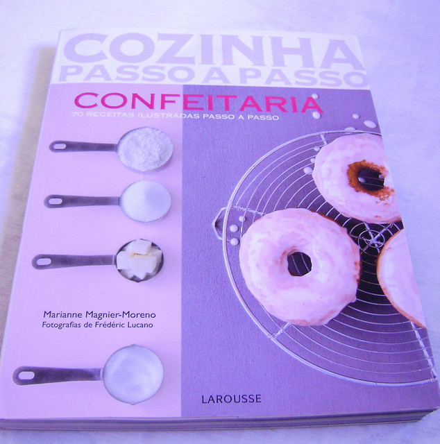 Cozinha Passo-a-Passo Confeitaria Larousse
