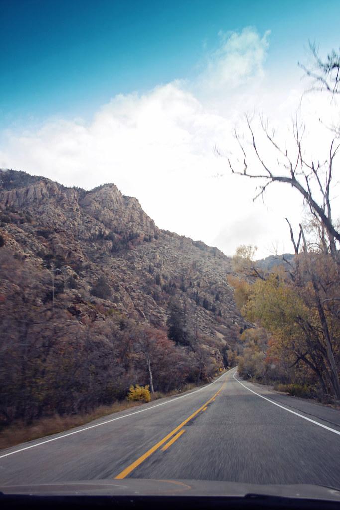 Salt Lake City canyon 2