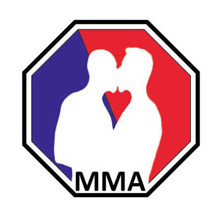 The official Mixed Martial Arts (MMA) logo