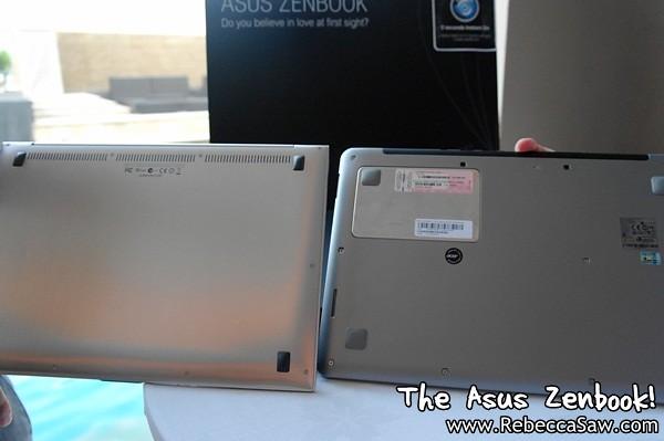 Asus Zenbook launch-15