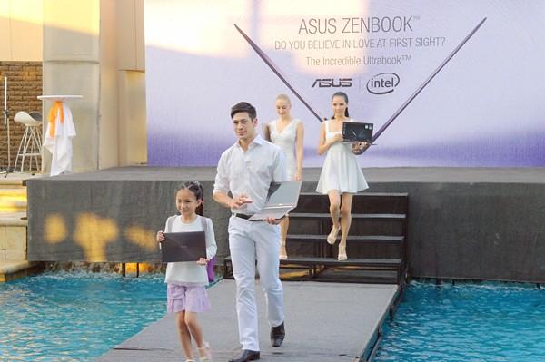 Asus Zenbook launch1