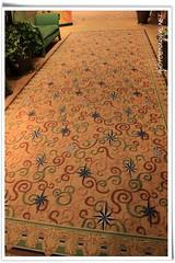 Disneyland Hotel (Narwal) Tags: california ca usa way carpet hotel symbol disneyland magic mickey resort anaheim 迪士尼 1150 加州 地毯 ºoº
