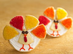 """It's Turkey Time"" Cookies Recipe (Betty Crocker Recipes) Tags: thanksgiving holiday fall cookies turkey recipe dessert icing goldmedal frosting bettycrocker sugarcookie generalmills cookierecipe whitefrosting turkeytime kidsrecipe itsturkeytimecookiesrecipe"