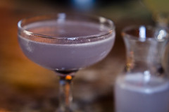 . (aubreyrose) Tags: food bar lounge bloomington cocktails therail smallplates