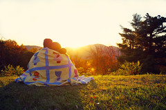 Sunrisin' (Smackthatbird) Tags: morning light sun mountain cute guy fall love girl beautiful sunrise virginia couple pretty gorgeous adorable teenagers teen roanoke parkway adventures overlook jmu blueridgeparkway rockymount reallycold brp presh prettylight