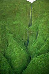 "Maui Waterfalls - Honokohau Falls (IronRodArt - Royce Bair (""Star Shooter"")) Tags: park travel wild summer vacation mountains west green tourism nature wet water ecology pool beautiful beauty forest landscape flow outdoors hawaii waterfall stream paradise natural outdoor scenic maui drop falls fresh spray clean foliage national valley tropical environment serene lush splash pure puu cascade tranquil dense waterscape purity kukui waihee wettest"