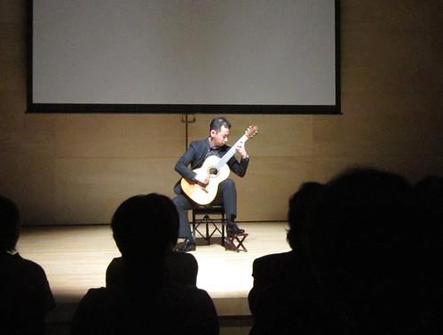 益田正洋氏の演奏/スペイン 2011年11月12日 by Poran111
