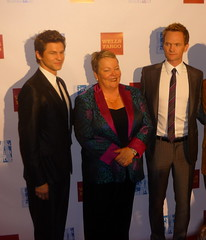 David Burtka, Lorri Jean and Neil Patrick Harris