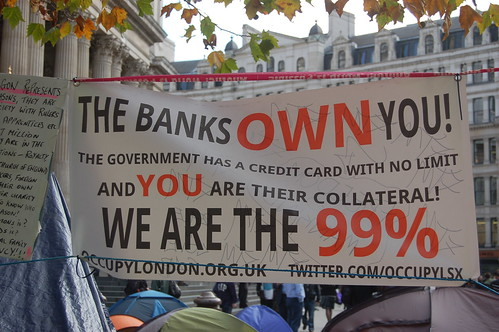 Occupy St Pauls Nov 11 7