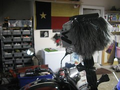 Furry micover on camera case (coupe1942) Tags: gopro cameramod cameramods goprocamera modificaitons micover