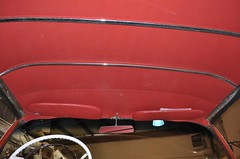 "1956 Oldsmobile 88 Ez Boy Interior Install • <a style=""font-size:0.8em;"" href=""http://www.flickr.com/photos/85572005@N00/6347427331/"" target=""_blank"">View on Flickr</a>"