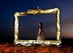 new gold dream (mark silva) Tags: lightpainting nocturnal sydney australia nsw paintingwithlight sculpturebythesea bondibeach nocturne sbs nocturnes sbts sculpturebythesea2011