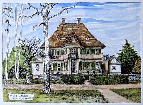 Villa Umbach- Kandern, DE