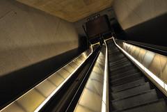 On Your Way Down (pslall) Tags: dc metro v1 10mm nikon1 nikon1v1 nikonv1