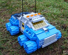 Space Truck n (S.L.Y) Tags: classic lego space pseudo