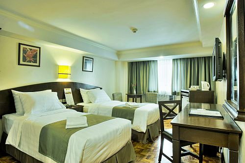 Fersal Manila - Junior Suite