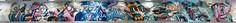 The weird angels (RABBIT EYE MOVEMENT) Tags: street art nerd look illustration graffiti monkey weird iron contemporary low von gang pop motorcycle biker frau herr isa lowbrow bias brows surealism nychos vidam dxtr qbrk