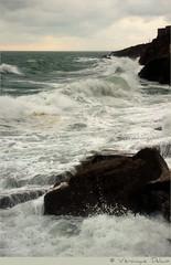 Rage marine (3) (Vronique Delaux On/Off) Tags: sea mer france nikon waves wind montpellier vagues badweather vend languedocroussillon photographe hrault mditerranne intempries d700 vroniquedelaux cratitudesnolimits vroniquedelaux delaux photographemontpellier