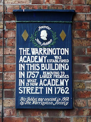 Photo of Blue plaque number 8287