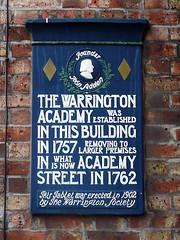 Photo of Blue plaque № 8287