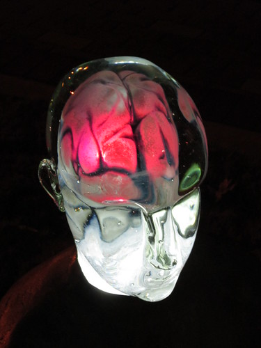 Glowy brain