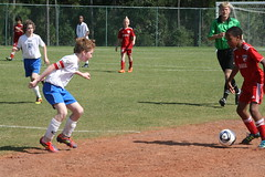 Final: Orange Beach Soccer Shootout, u12s (sltaylor) Tags: soccer streaks u12