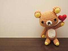 Amigurumi Rat : The Worlds Best Photos of amigurumi and rilakkuma ...