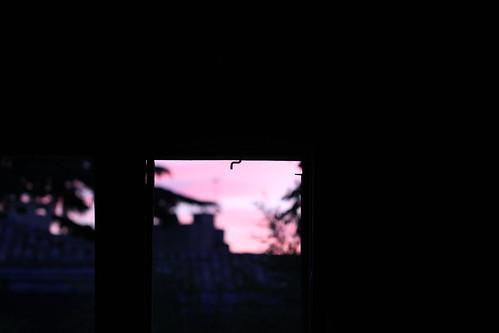 night is near