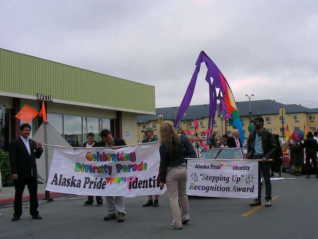 Alaska Pride Fest 2011