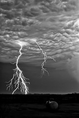 lightning at night - explore (Marvin Bredel) Tags: longexposure winter oklahoma weather night clouds rural interestingness bravo january explore lightning marvin 2010 kingfishercounty marvin908 therebeastormabrewing nikhdrefexpro bredel marvinbredel