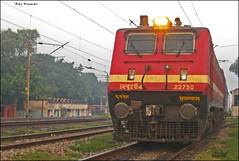 Ganga Damodar express!! (Raj Kumar (The Rail Enthusiast)) Tags: india industry express kashmir kolkata raj ganga puri bhel kumar bihar howrah jharkhand patna bhubaneshwar 22314 dhanbad sealdah jhansi rajdhaniexpress orrisa 22722 22750 24517 30279 ndls bhaga damodar wap4 wag7 wap7 neelanchal patherdih jammutavi