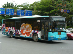 Shenzhen Bus (Canadian Pacific) Tags: china bus publictransit chinese guangdong shenzhen   canton  peoplesrepublicofchina     yutong     zhengzhouyutong ap1130484