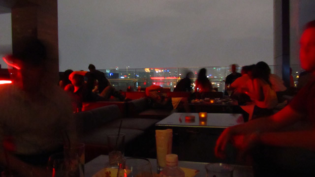 Rooftop Lounge in Bangkok
