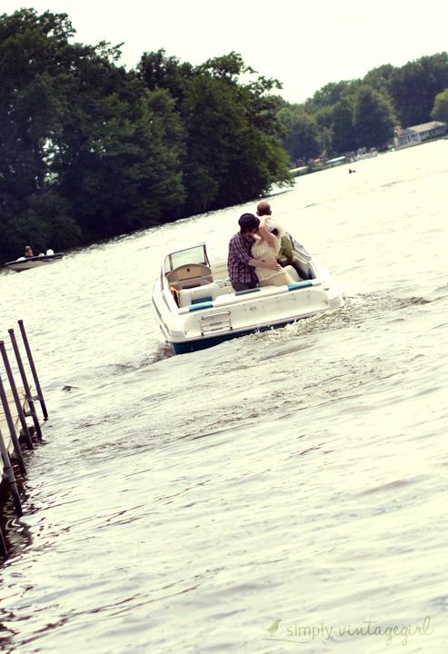 Speedboat Exit