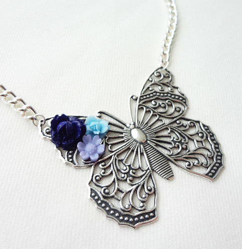 Sweet Butterfly Pendant