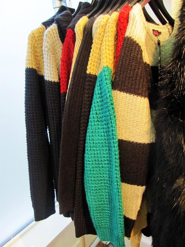 motel knitwear