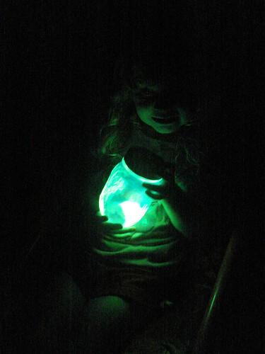 Kinsley's lantern