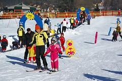 Skiareál Lipno - průkopník rodinné strategie