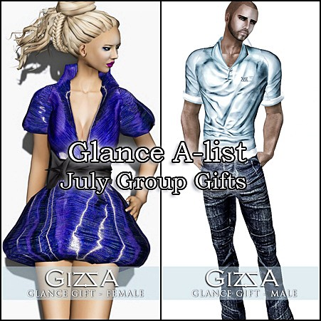 5902034605 be912530c2 July 2011 Gifts for GLANCE International A list Group Members