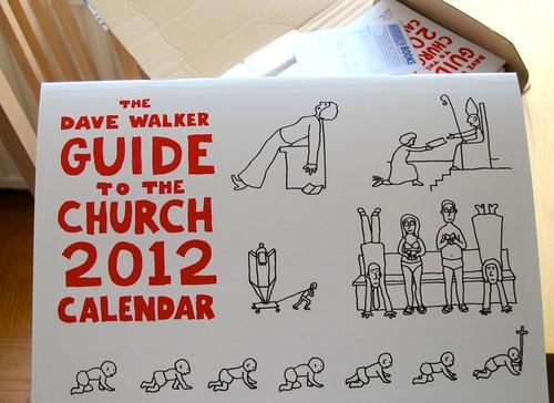2012 DW calendar