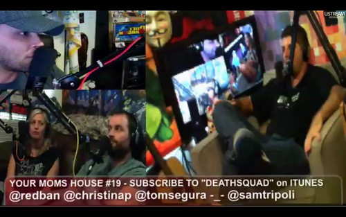 YOUR MOMS HOUSE #19 - SAM TRIPOLI