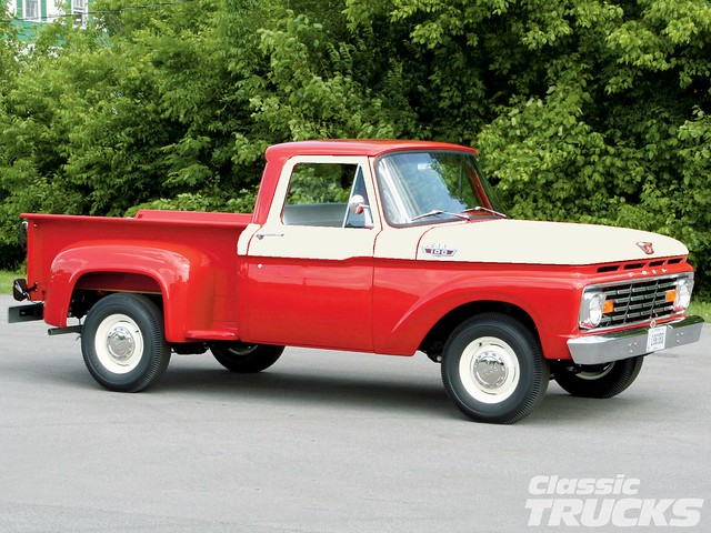 Are there tu tone flaresides ford truck enthusiasts forums