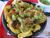 Vegan Nachos (Yack_Attack) Tags: food black vegan beans tomatoes guacamole cuban salsa nachos