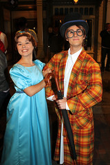 Meeting Wendy and John (Disney Dan) Tags: paris france june mainstreet europe disneyland character eu disney characters wendy mainst disneylandparis dlp mainstreetusa disneylandresortparis disneycharacters disneycharacter disneylandpark 2011 wendydarling johndarling parcdisneyland dlpr