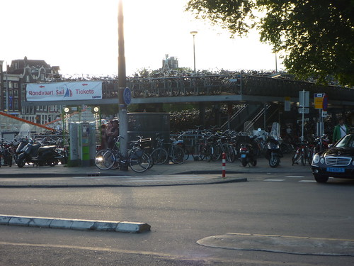 Parking bicicletas Amsterdam