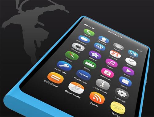 Nokia N9 Ninjas