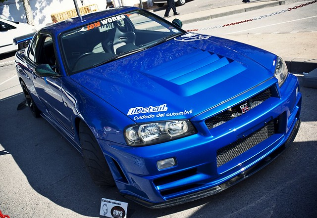 Skyline GT-R R34 IV