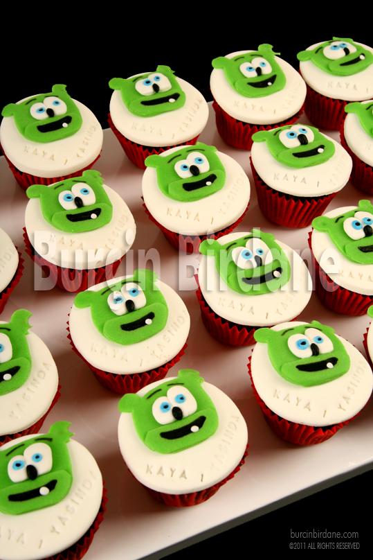 Ayicik Cupcake