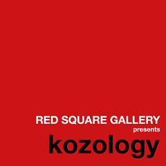 RED SQUARE GALLERY presents John Kosmopoulos a.k.a. kozology