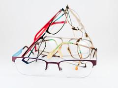 Life of glasses (glukorizon) Tags: stilllife white glass glasses stilleven wit bril odc vakfotoclub